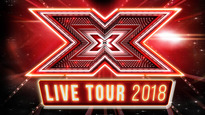 X Factor Tour 2018 - Diamond VIP Package