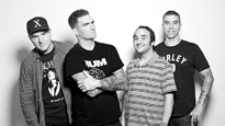 New Found Glory playing Sticks and Stones & Self Titled albums